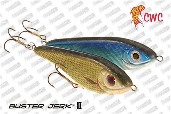CWC Buster Jerk II