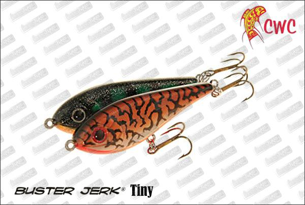 CWC Buster Jerk Tiny