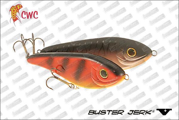 CWC Buster Jerk V