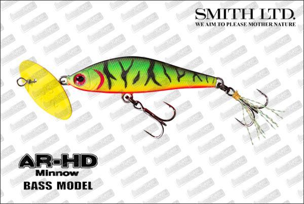 SMITH AR-HD Minnow Bass