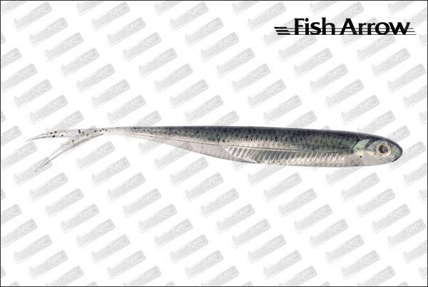 FISH ARROW Flash J Split  4''