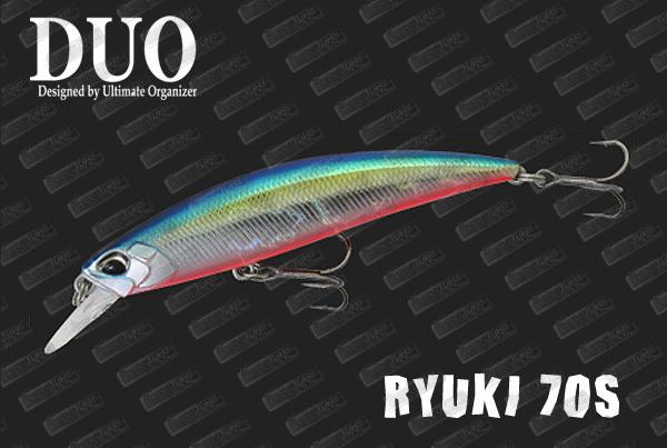 DUO Spearhead Ryuki 70S