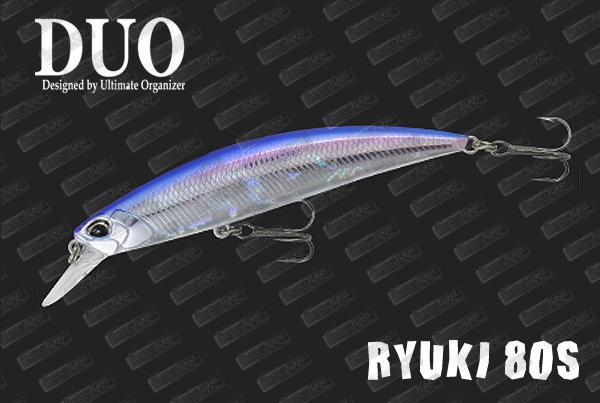 DUO Spearhead Ryuki 80S