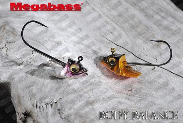 MEGABASS Body Balance