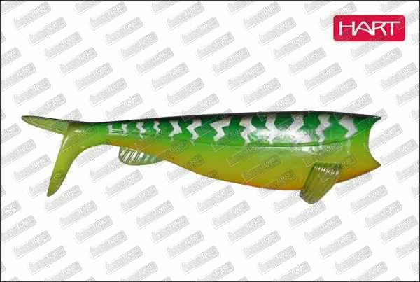 HART Absolute Soft Shad 80mm