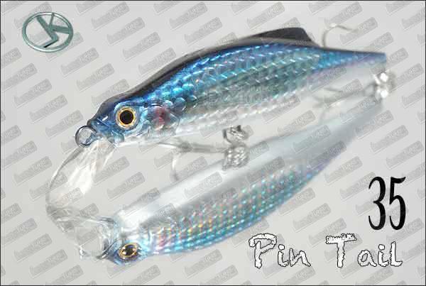 JACKSON Pin Tail 35