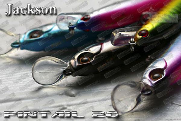 JACKSON Pin Tail 20