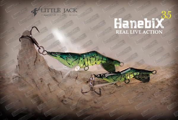 LITTLE JACK Hanebix 35