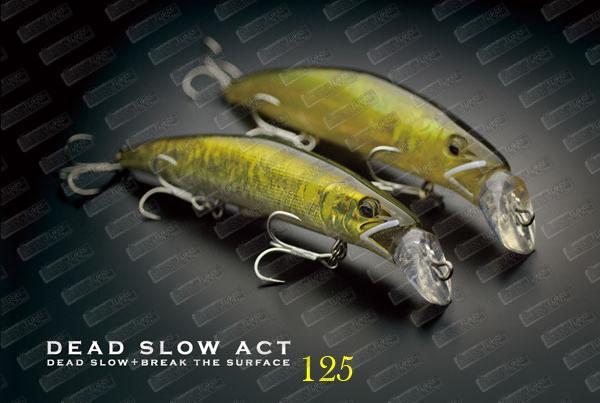 LITTLE JACK Dead Slow Act-125