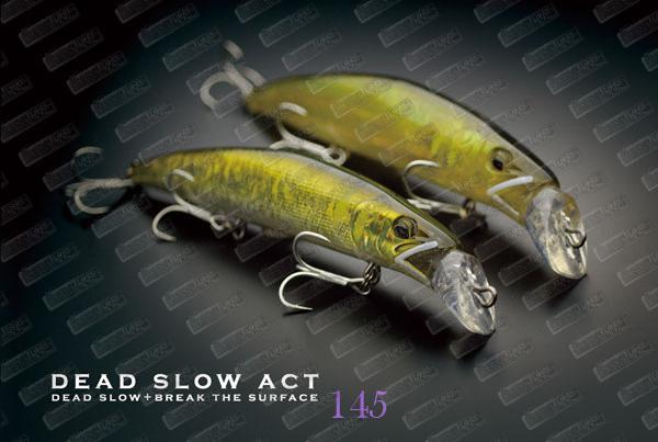 LITTLE JACK Dead Slow Act-145