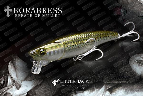 LITTLE JACK Borabress