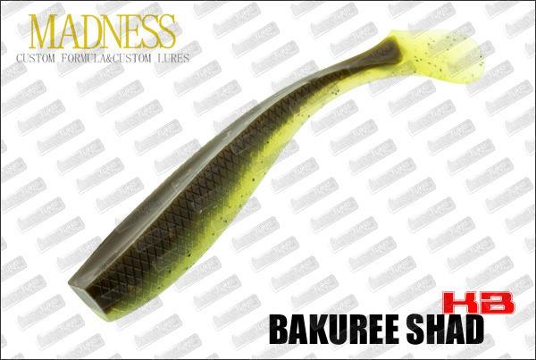 MADNESS Bakuree Shad KB