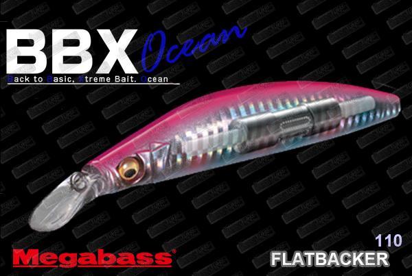 MEGABASS Flatbacker 110