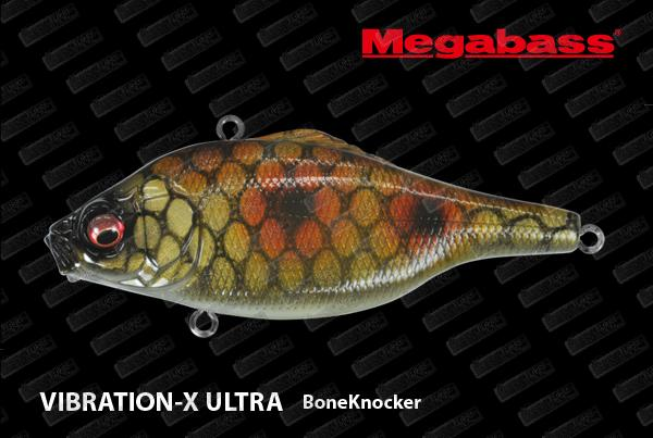 MEGABASS Vibration-X Ultra (BoneKnocker)