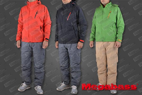 MEGABASS Thermo Suits