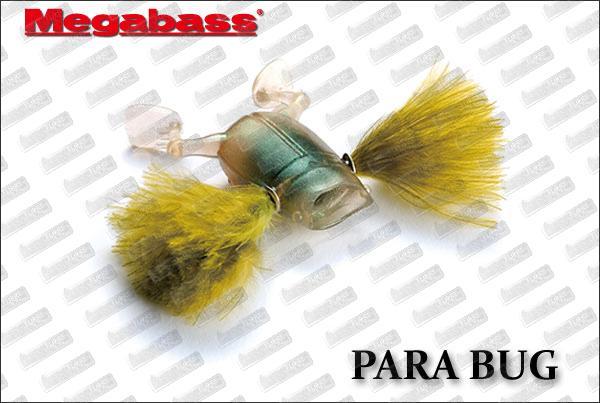 MEGABASS Para Bug