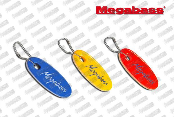 Porte clé flottant MEGABASS
