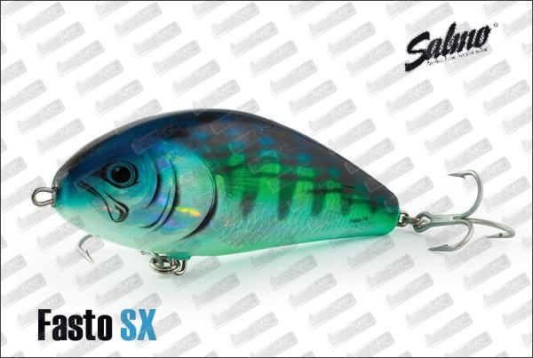 SALMO Fasto 14 cm Sinking FX