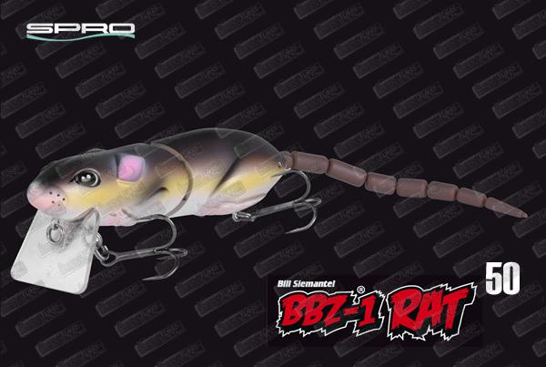 SPRO BBZ-1 Rat 50