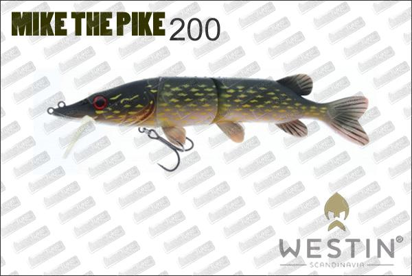 WESTIN Mike The Pike 200