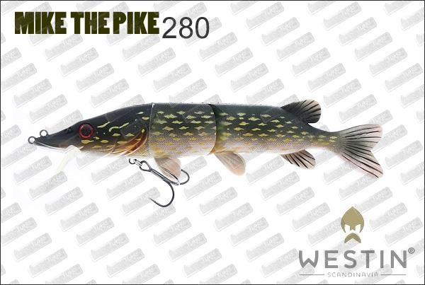 WESTIN Mike The Pike 280