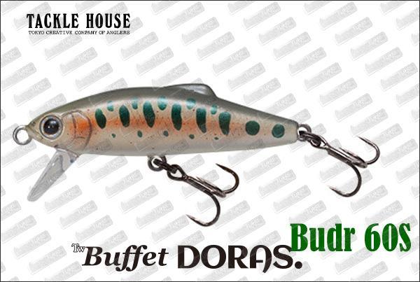 TACKLE HOUSE Buffet Doras Budr 46S