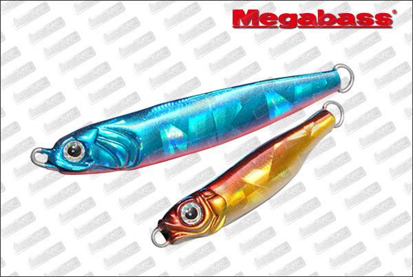 MEGABASS Metal-X Spiral