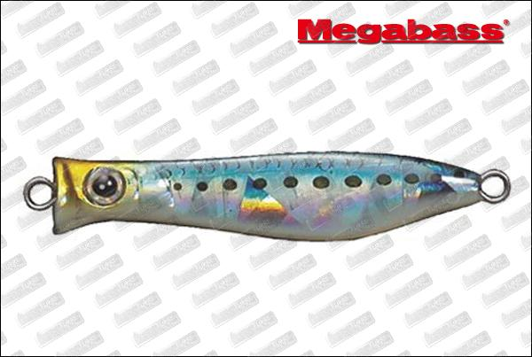 MEGABASS Metal-X Bubble