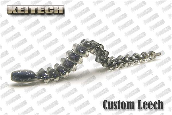 KEITECH Custom Leech 3''