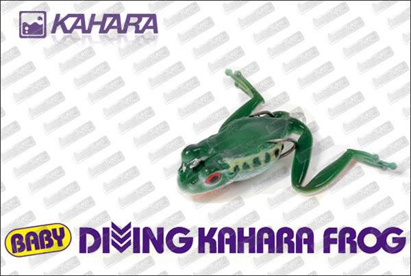 KAHARA Baby Diving Kahara Frog