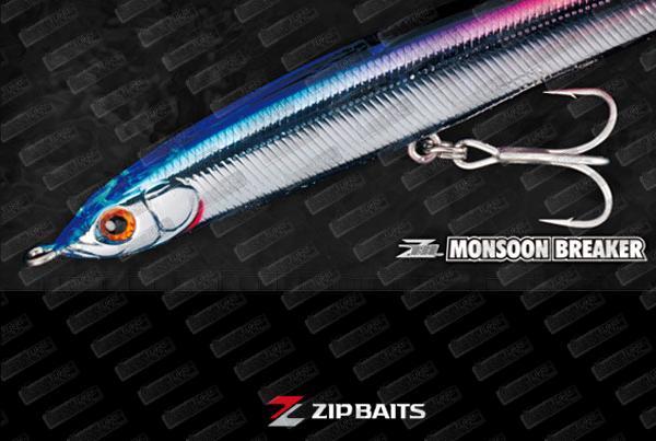ZIP BAITS ZBL Monsoon Breaker 115