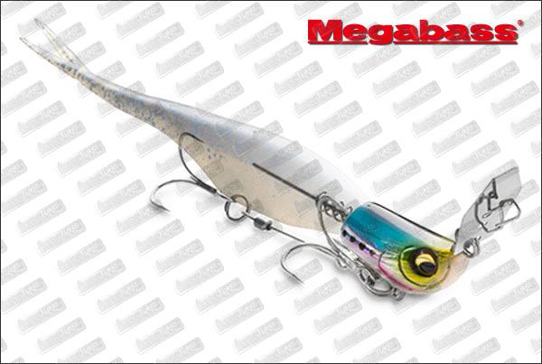 MEGABASS Bottom Slash 30