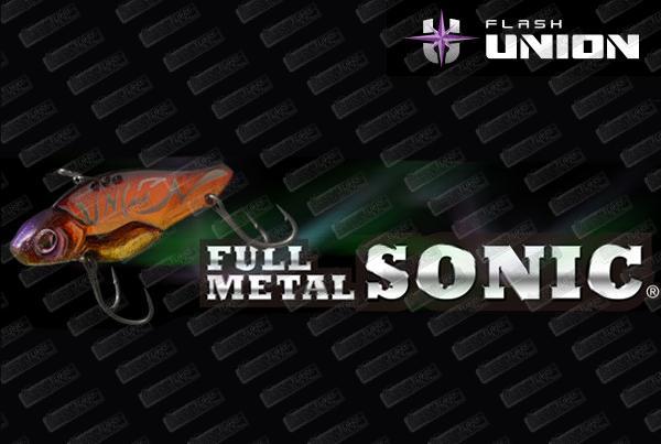 FLASH UNION Full Metal Sonic