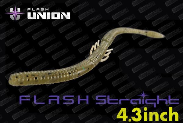 FLASH UNION Flash Straight 4'3''