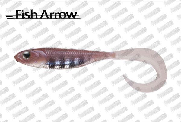 FISH ARROW Flash-J Grub 3''