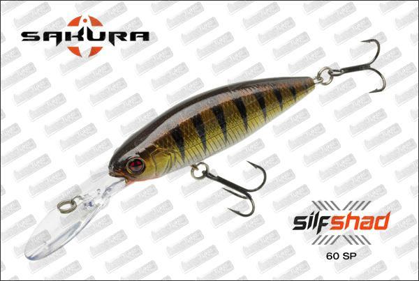 SAKURA Silf Shad 60 SP
