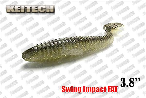 KEITECH Swing Impact Fat 3'8''
