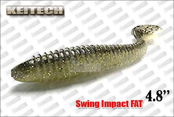 KEITECH Swing Impact Fat 4'8''