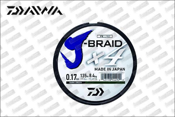 DAÏWA J Braid X4