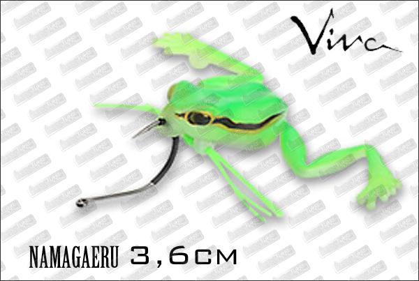VIVA Namagaeru 3,6 cm