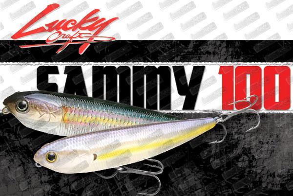 LUCKY CRAFT Sammy 100