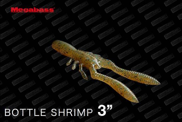 MEGABASS Bottle Shrimp 3''