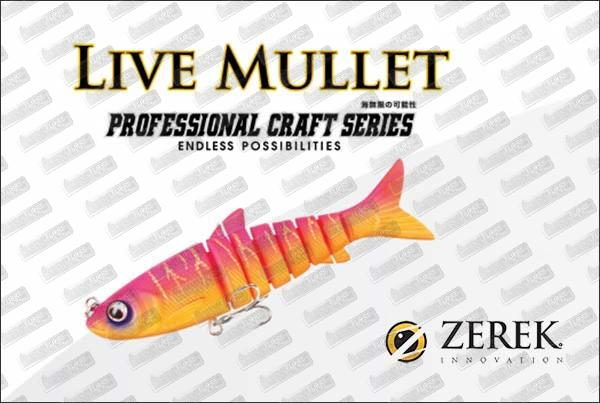 ZEREK Live Mullet