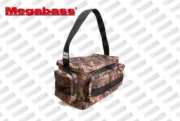 MEGABASS Survival Bag II Real Camo