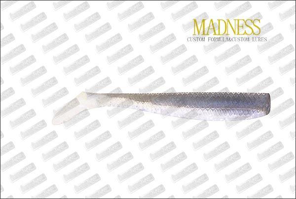 MADNESS Bakuree Shad Tail 63