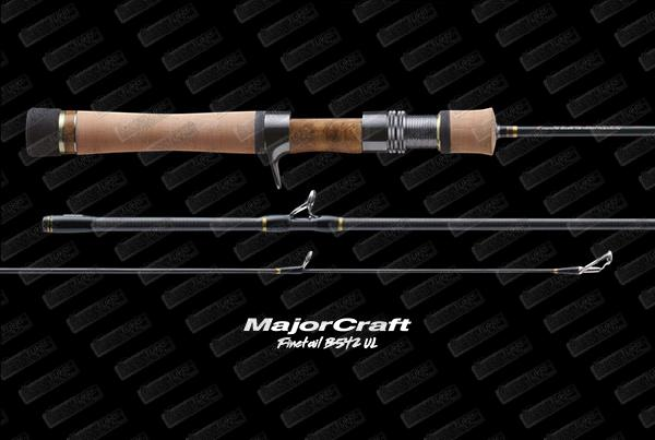 MAJOR CRAFT Finetail casting