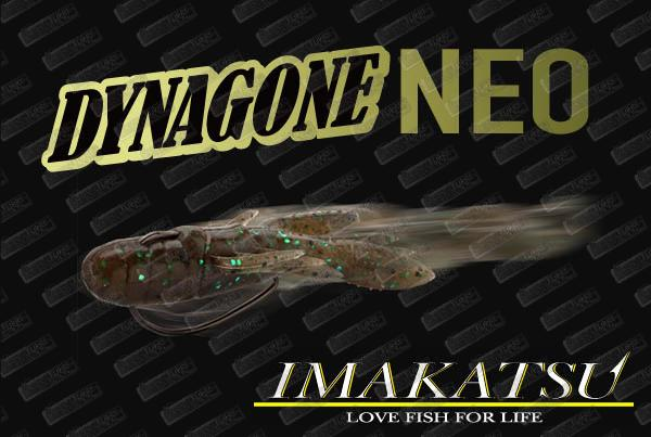 IMAKATSU Dynagone 3.5'' Neo