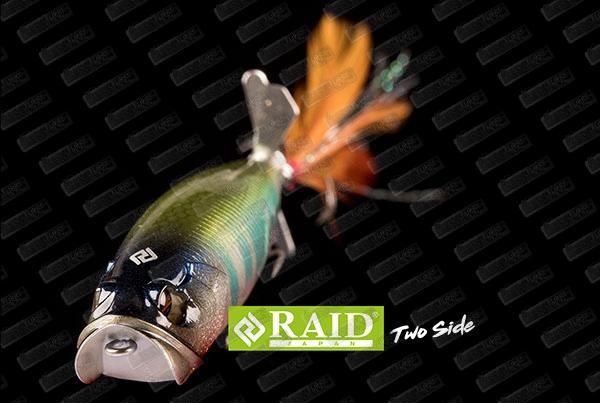 RAID JAPAN Two Side