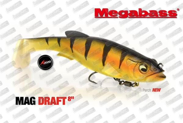 MEGABASS Mag Draft 8''