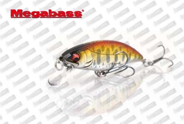 MEGABASS Great Hunting 45 Flat Side FS